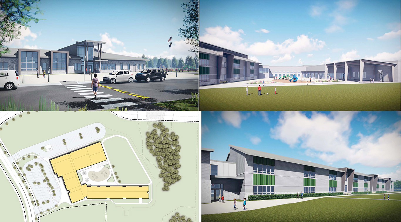 Timber Ridge Elementary School designs